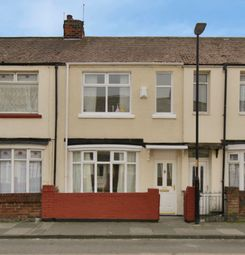 Thumbnail 2 bed terraced house for sale in 109 Cornwall Street, Hartlepool, Cleveland