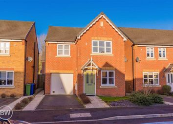 Thumbnail 3 bed detached house for sale in Ashwood Close, Astley, Tyldesley, Manchester