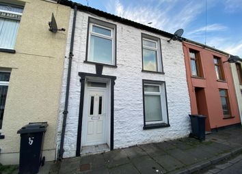 Thumbnail 3 bed terraced house for sale in Gethin Street, Abercanaid, Merthyr Tydfil