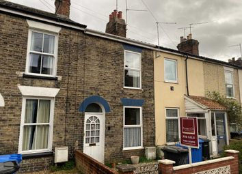 Thumbnail 2 bed terraced house for sale in Alexandra Road, Norwich