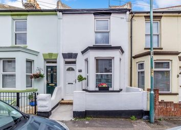Thumbnail 3 bed terraced house for sale in King Edward Road, Gillingham, Kent, .