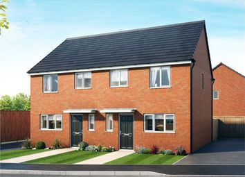 Thumbnail 3 bed semi-detached house for sale in The Bay, The Maples, Willow Road, Bedford