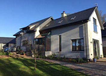 Thumbnail 4 bedroom detached house for sale in Cwrt Mihangel, Llanvihangel Crucorney, Abergavenny