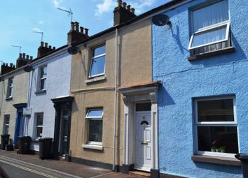Thumbnail 2 bed terraced house for sale in New Street, Exmouth