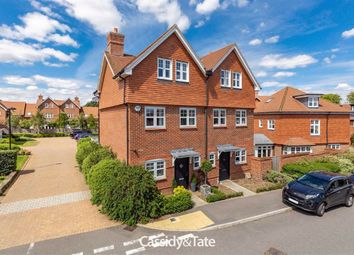 4 bed semi-detached house for sale in Mortimer Crescent, St. Albans, Hertfordshire AL3