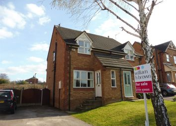 Thumbnail 2 bed semi-detached house for sale in Constable Way, Dalton, Rotherham