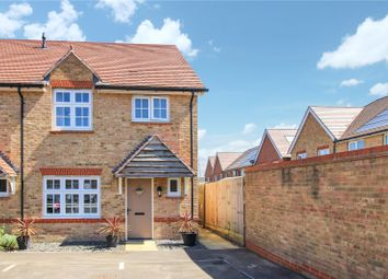 3 bed end terrace house for sale in Conveyor Drive, St Andrews Park, Halling ME2