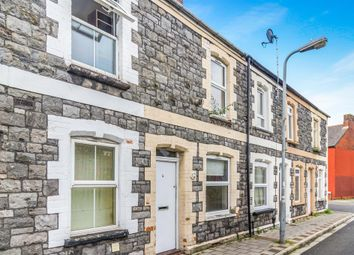Thumbnail 2 bedroom terraced house for sale in Cumnock Place, Cardiff