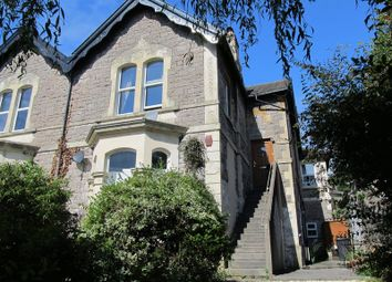 Thumbnail 2 bedroom flat for sale in Flat 4, 9 Kew Road, Weston-Super-Mare