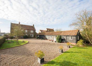Thumbnail 5 bed detached house for sale in Green Farm Lane, Thursford, Fakenham