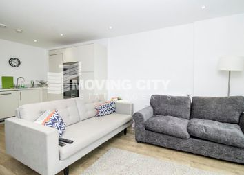 Thumbnail 2 bed flat for sale in Parliament Reach, Vauxhall
