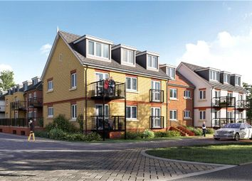 Thorpe Road, Staines-Upon-Thames, Surrey TW18. 2 bed flat