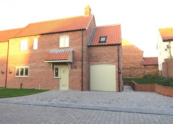 Thumbnail 4 bed detached house for sale in Corner Farm Drive, Everton, Doncaster