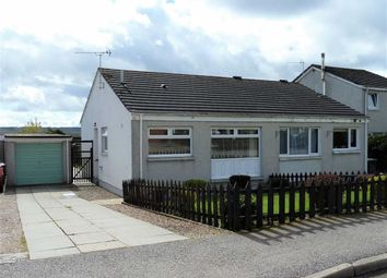 Thumbnail 2 bed semi-detached bungalow for sale in Balnabeen Drive, Dingwall, Ross-Shire