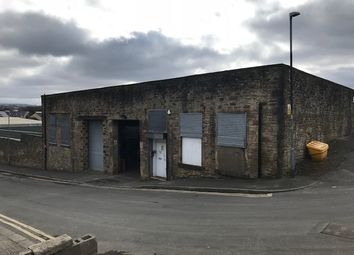Thumbnail Industrial for sale in First Tunnels Premises, Dixon Street / Wilkinson Street, Barrowford