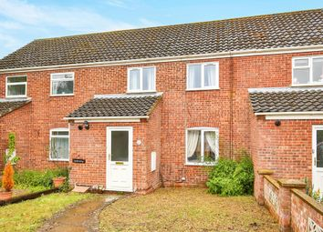 Thumbnail 3 bedroom terraced house for sale in Station Road, Great Ryburgh, Fakenham