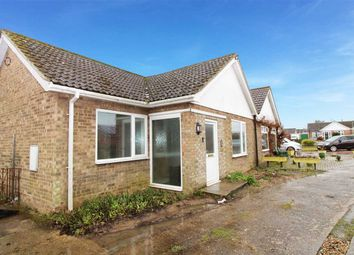 Thumbnail 2 bed semi-detached bungalow for sale in Post Mill Crescent, Grundisburgh, Woodbridge
