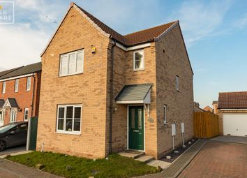 3 bed detached house for sale in Brambling Way, Scunthorpe DN16