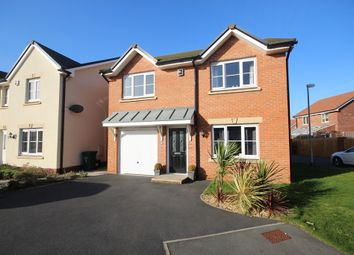 Thumbnail 4 bed detached house for sale in Plantation Close, Buckshaw Village, Chorley