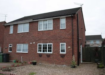 Thumbnail 3 bedroom semi-detached house for sale in Sturdee Close, Thetford