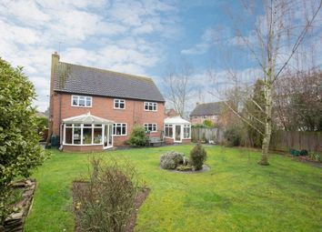 Thumbnail 4 bedroom detached house for sale in May Villas, Norwich Road, Dereham
