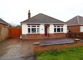 Thumbnail 3 bed bungalow for sale in Quaker Lane, Wisbech