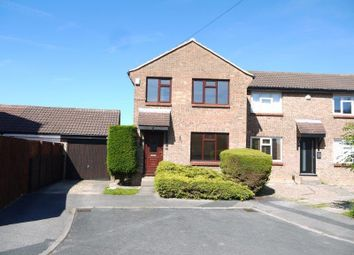 Thumbnail 3 bed semi-detached house to rent in Bartle Gill Drive, Baildon, Bradford