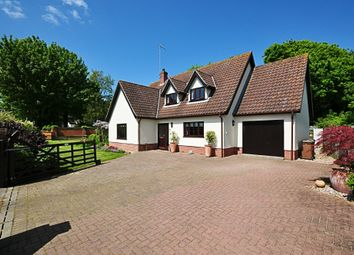 Thumbnail 4 bed detached house for sale in Church Street, Worlingworth, Woodbridge