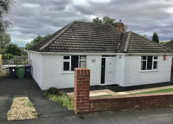 Thumbnail 2 bed bungalow for sale in Hollyhurst Road, Wrockwardine Wood, Telford