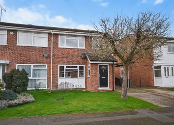 Thumbnail 3 bed semi-detached house for sale in Grasmere Road, Kennington, Ashford