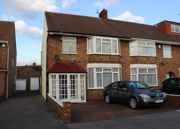 Thumbnail 3 bed semi-detached house for sale in Sandringham Close, Barkingside, Ilford