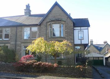 Thumbnail 4 bedroom semi-detached house for sale in Robertson Road, Buxton, Derbyshire