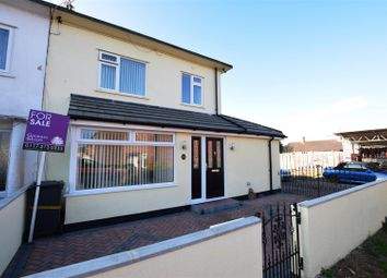 Thumbnail 3 bed end terrace house for sale in Hallards Close, Bristol