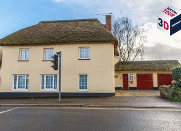 Thumbnail 4 bed detached house for sale in Copplestone, Crediton