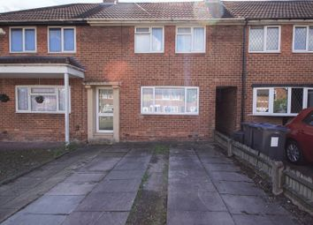 Thumbnail 3 bed terraced house for sale in Greenstead Road, Moseley, Birmingham