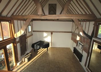 Thumbnail 1 bed barn conversion to rent in Hermongers Lane, Rudgwick, Horsham