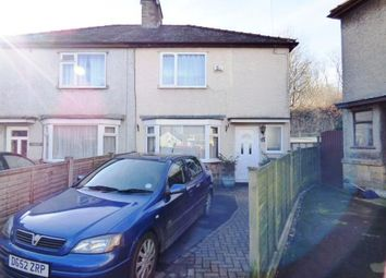Thumbnail 3 bed semi-detached house for sale in Nunbrook Grove, Buxton, Derbyshire