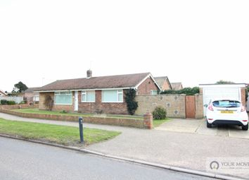 Thumbnail 3 bed bungalow for sale in Willow Avenue, Bradwell, Great Yarmouth