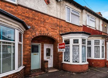Thumbnail 2 bedroom terraced house for sale in Osborne Road, West Bromwich