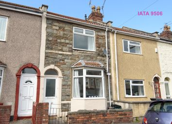 Thumbnail 2 bedroom terraced house for sale in Ida Road, Whitehall, Bristol