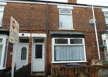 Thumbnail 2 bedroom terraced house to rent in Holyrood Avenue, Spring Bank West, Hull