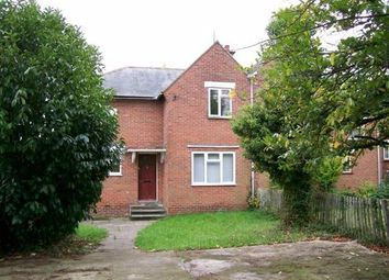 Thumbnail 4 bedroom semi-detached house to rent in Mayfiled Road, Available From 1st July 2018, Southampton