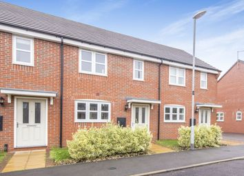 Thumbnail 2 bed terraced house for sale in Crew Lane, Newbold Verdon, Leicester