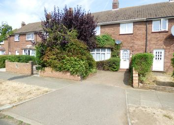 Thumbnail 3 bedroom terraced house for sale in Bedford, Beds