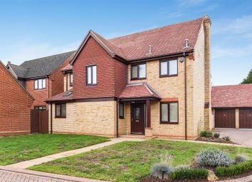 Thumbnail 4 bed detached house for sale in Bunyan Close, Gamlingay, Sandy