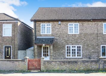 Thumbnail 4 bed semi-detached house for sale in Station Terrace, Weeting, Brandon