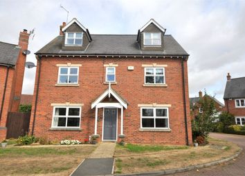 Thumbnail 4 bed detached house to rent in Paddock End, Mawsley Village, Kettering, Northamptonshire