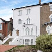 Thumbnail 3 bed duplex to rent in Martell Road, London