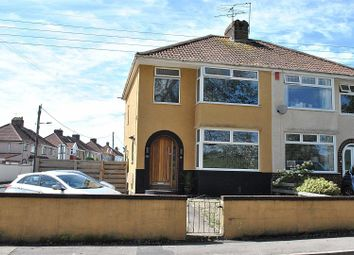 Thumbnail 3 bed semi-detached house for sale in Greenbank Road, Hanham, Bristol