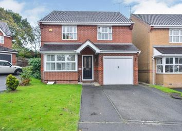 3 bed detached house for sale in Kedleston Close, Huthwaite, Sutton-In-Ashfield, Nottinghamshire NG17